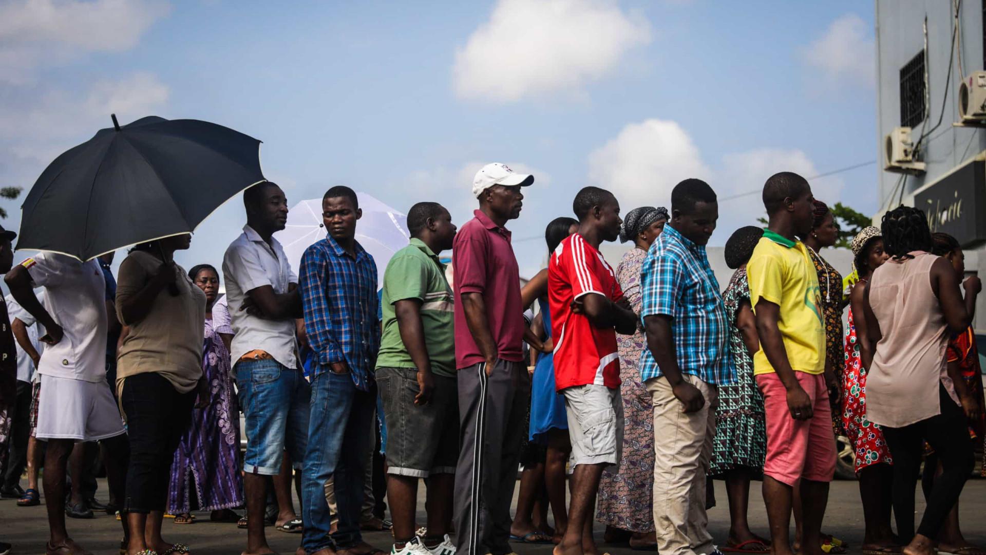 São Tomé e Príncipe entre países da África Central com mais desemprego