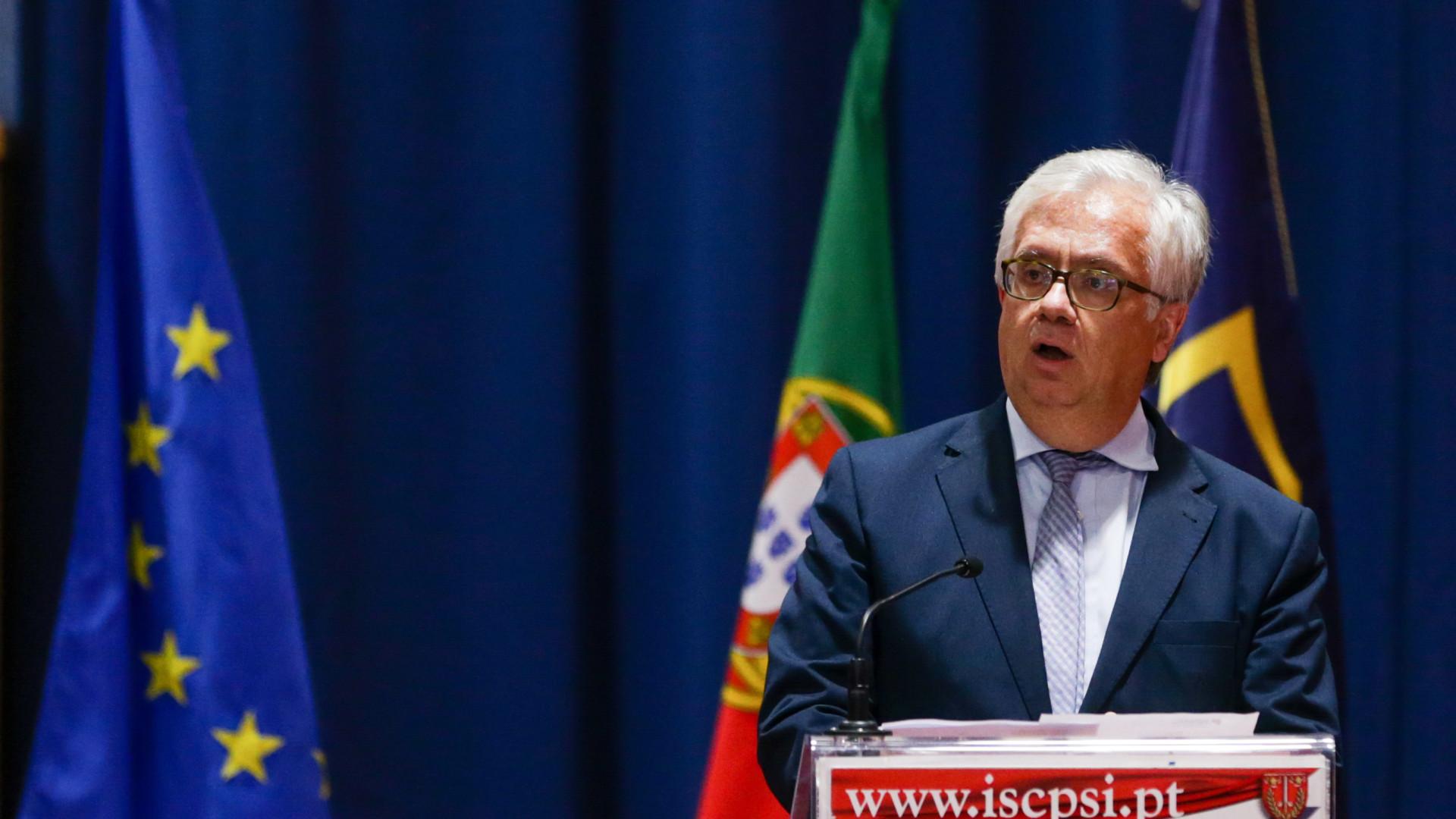 """Ministro destaca """"aposta significativo"""" em forças de segurança em 2018"""