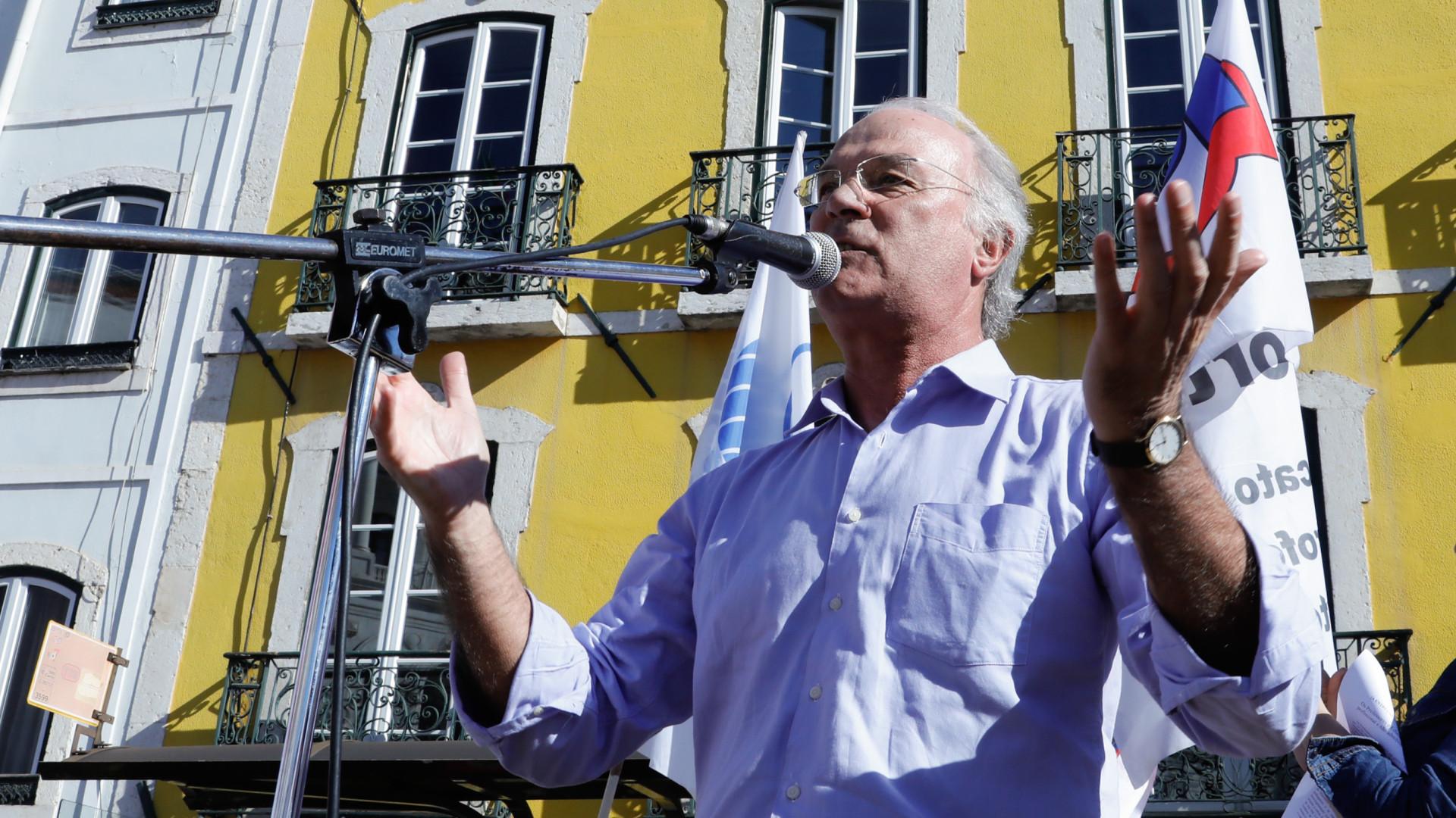 CGTP: Salário mínimo seria de 1.268 euros se fosse atualizado desde 1974