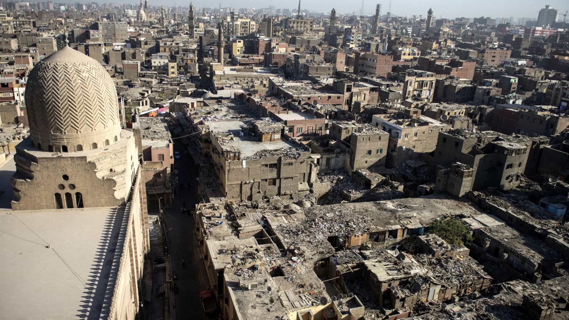 """Egito está a cometer """"violações chocantes"""" contra crianças"""