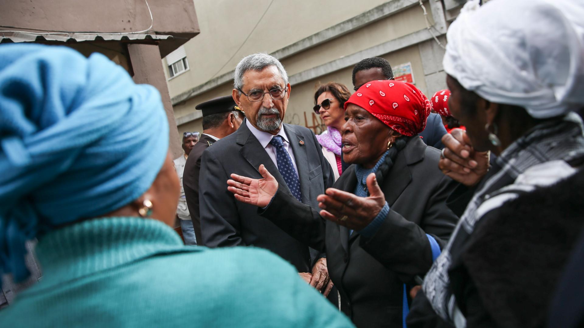 Presidente Cabo Verde lamenta cancelamento de memorial a Amílcar Cabral