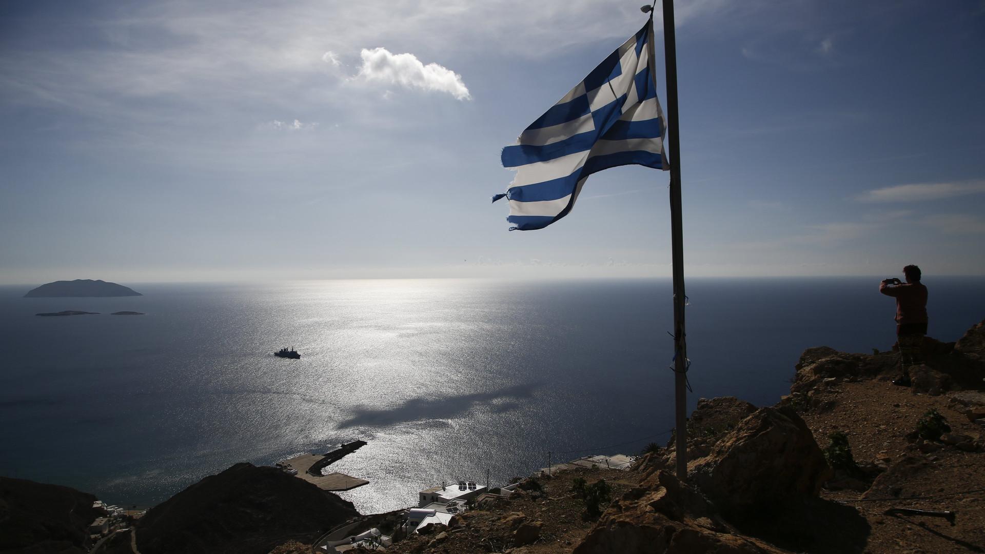 Mecanismo de Estabilidade desembolsa um milhão de euros à Grécia