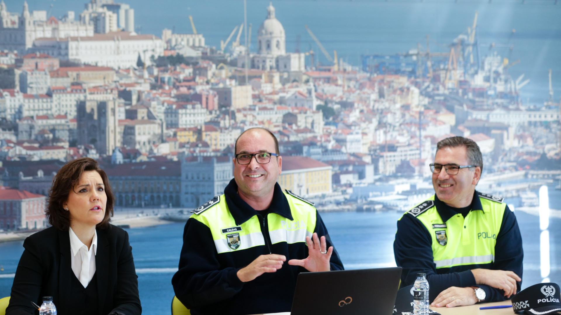 CDS considera que Lisboa precisa de Polícia Municipal com papel reforçado