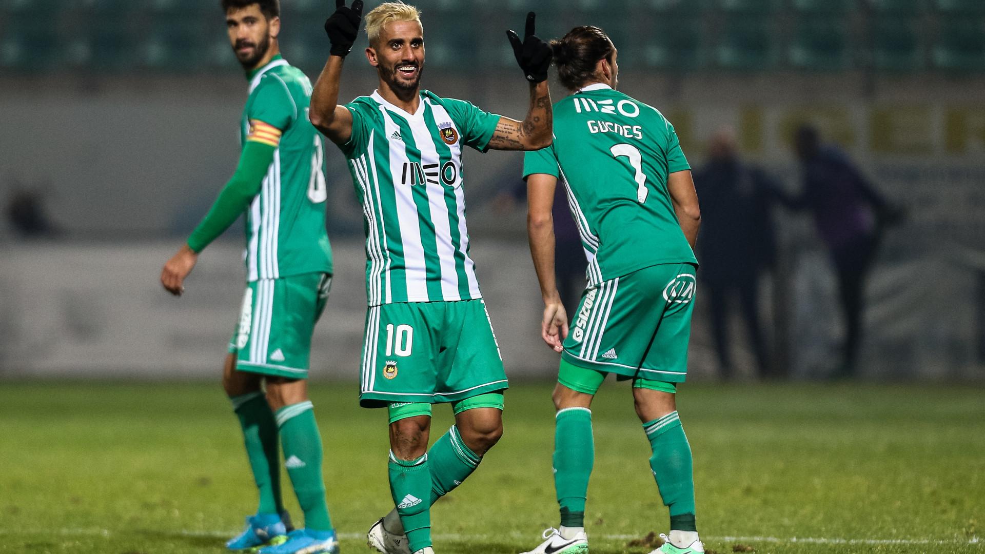 Rio Ave e Moreirense abrem 14.ª jornada da I Liga