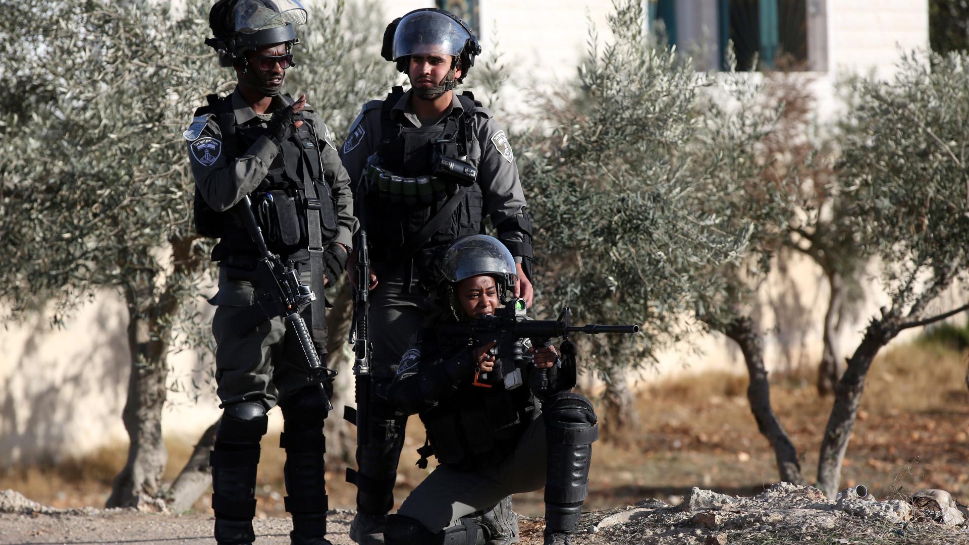 Israel destaca reforços militares na Cisjordânia após anúncio de Trump