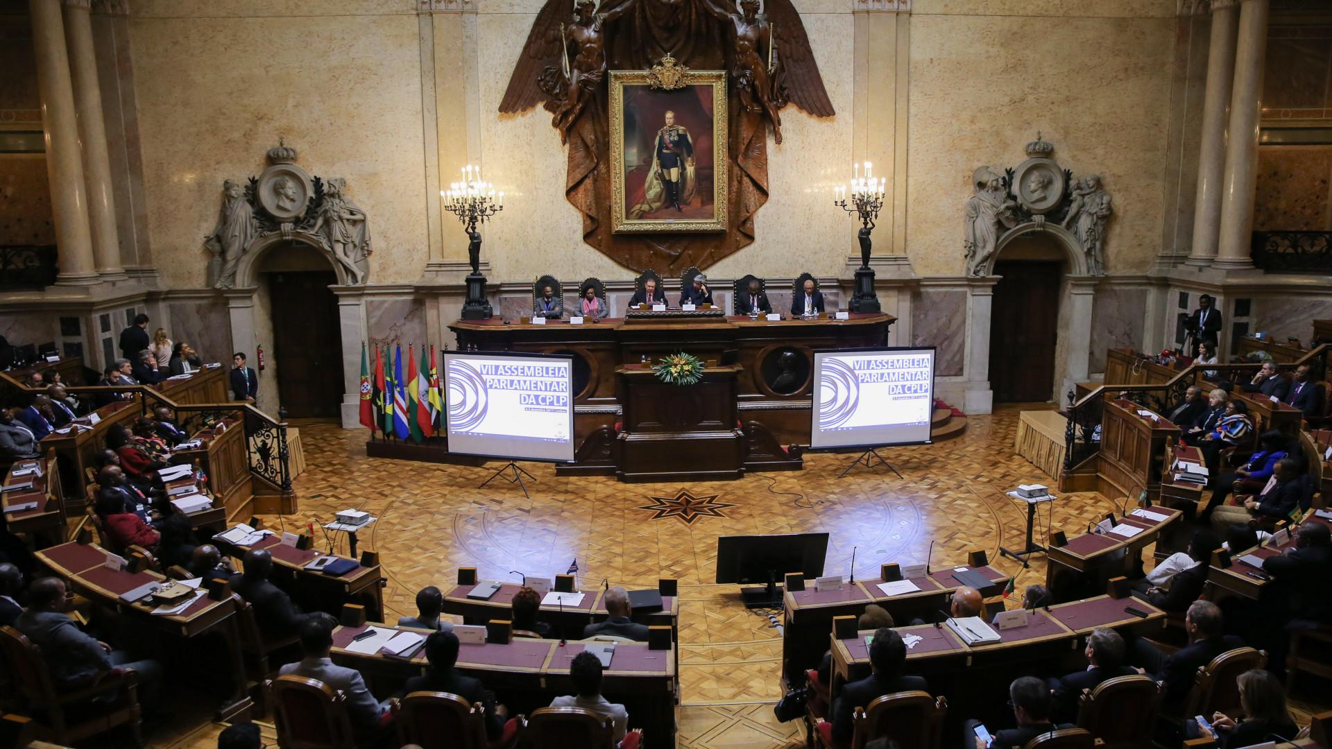 Parlamentos lusófonos defendem maior cooperação entre membros da CPLP