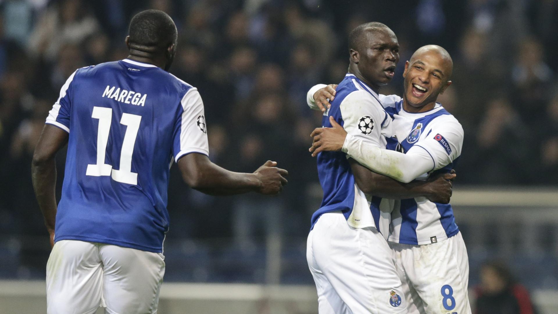 FC Porto: Otávio indisponível a dois dias do Bonfim