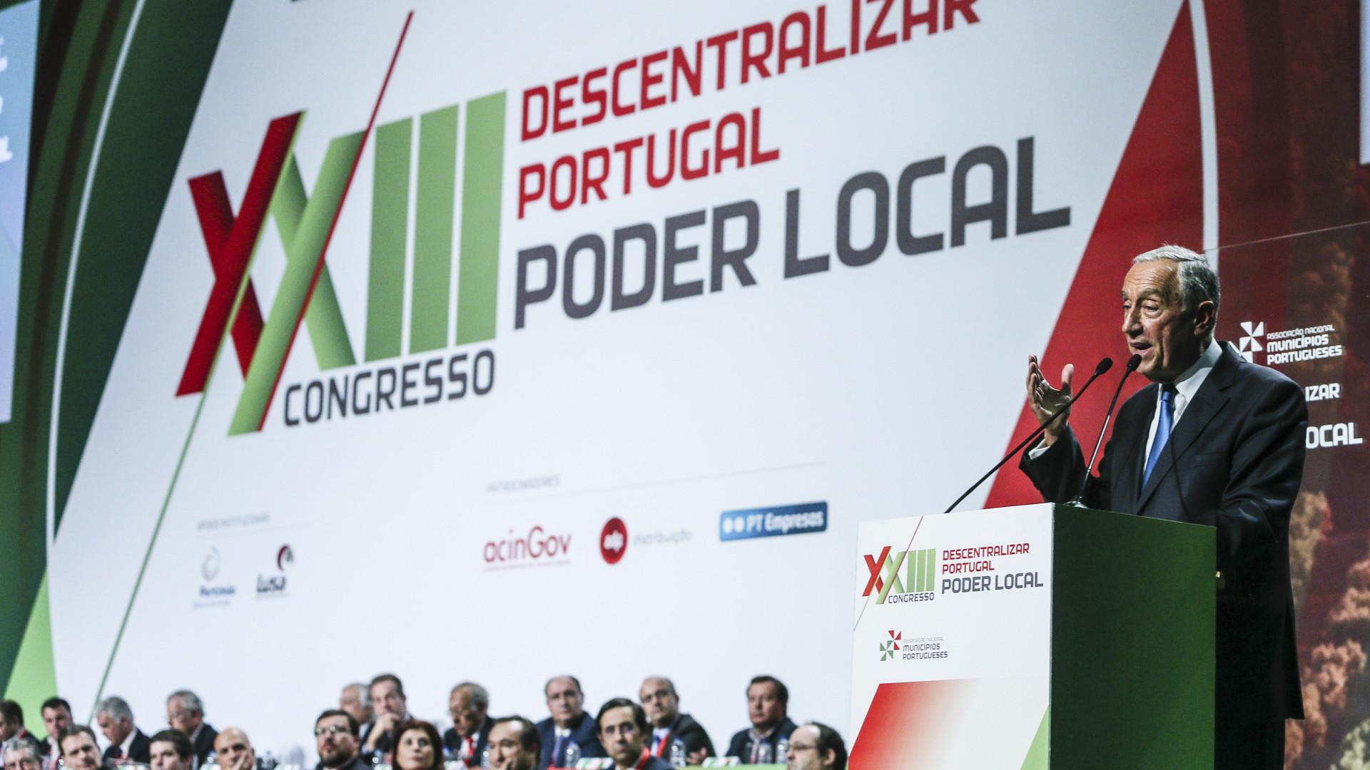 Manuel Machado reeleito para a Associação Nacional de Municípios Portugueses