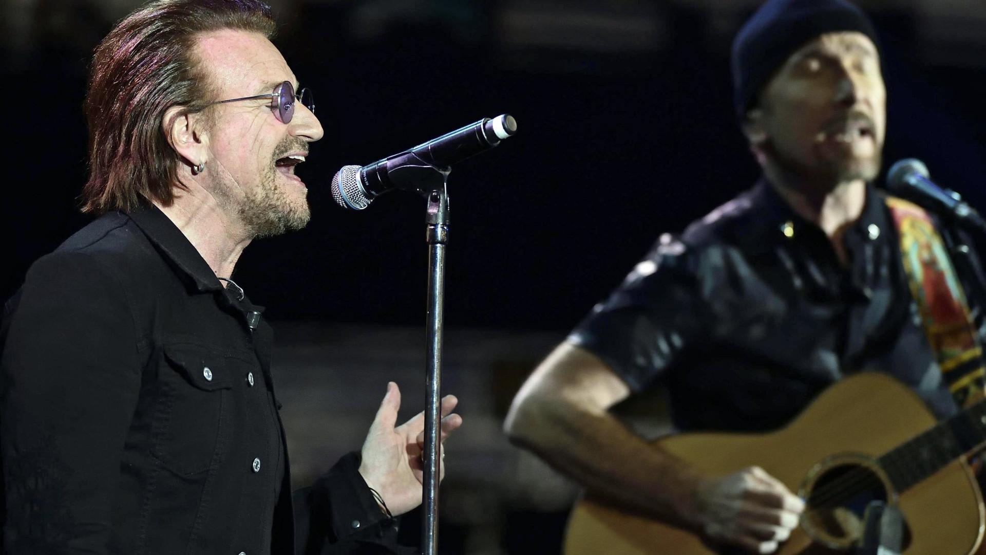Altice Arena em Lisboa esgotada para ver hoje os U2