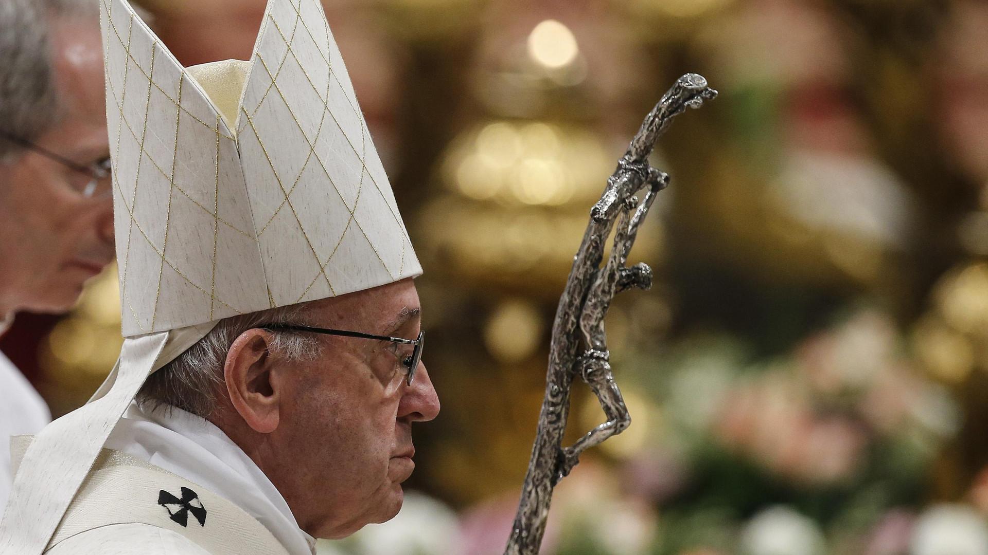 Papa pede libertação de seis freiras raptadas na Nigéria