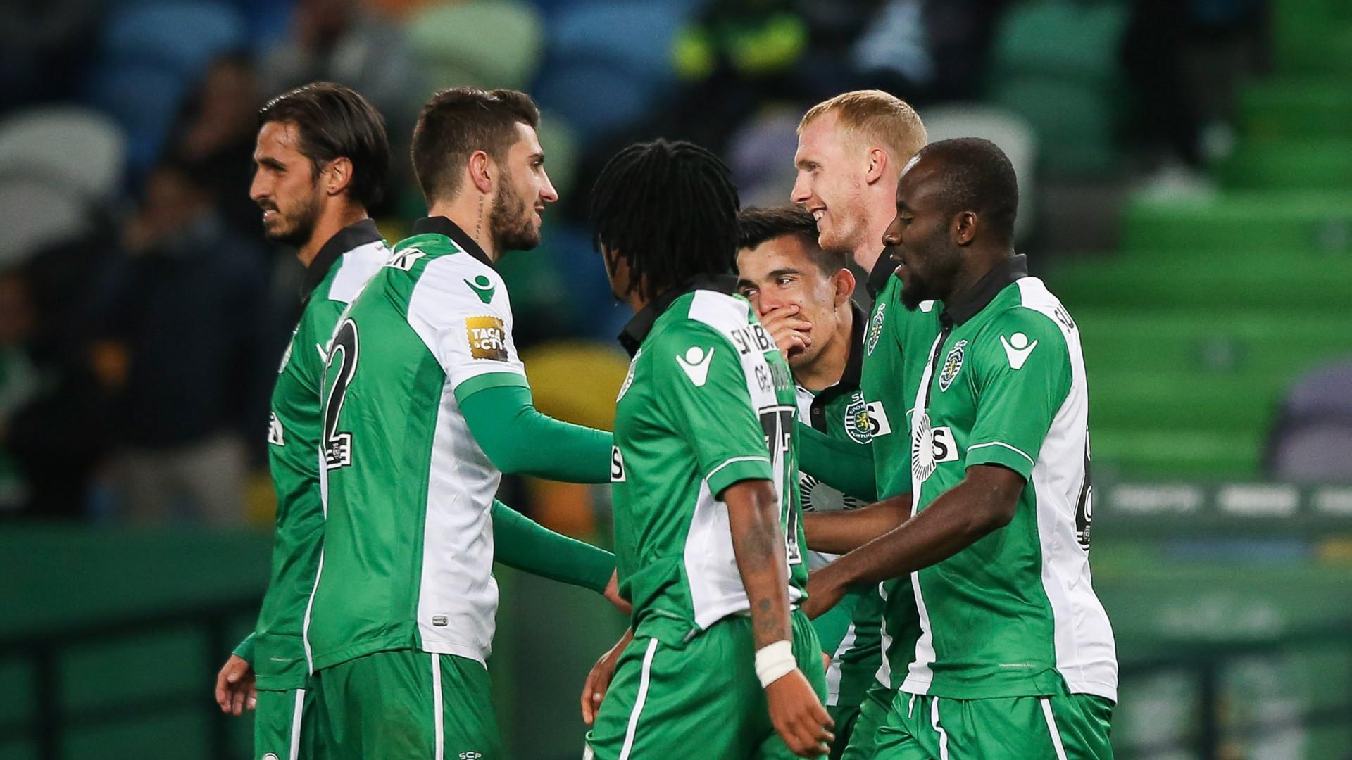 8160a4132 Sporting procura juntar-se ao Setúbal nas meias-finais da Taça da Liga