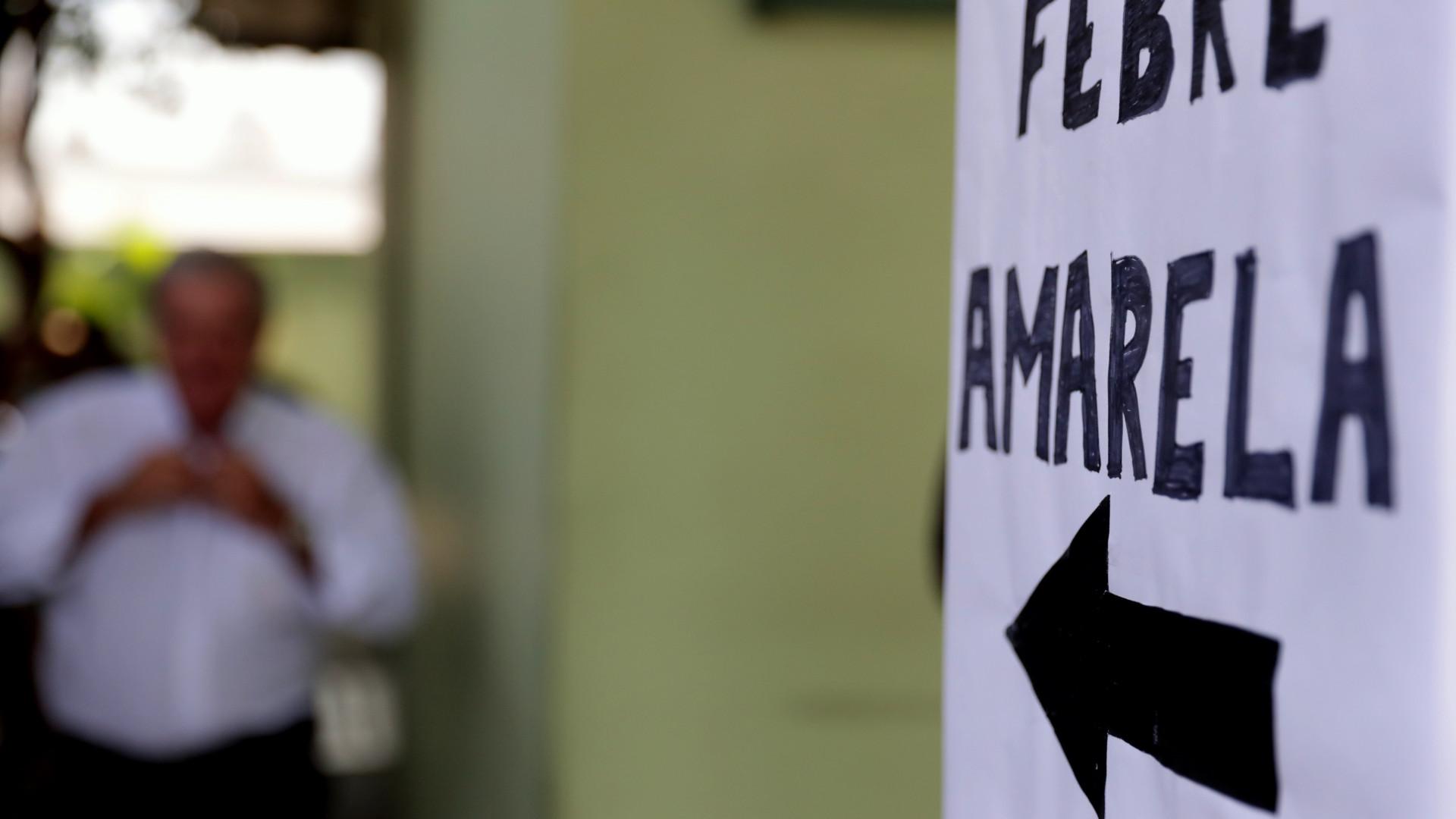 Viçosa registra sua primeira morte suspeita de febre amarela