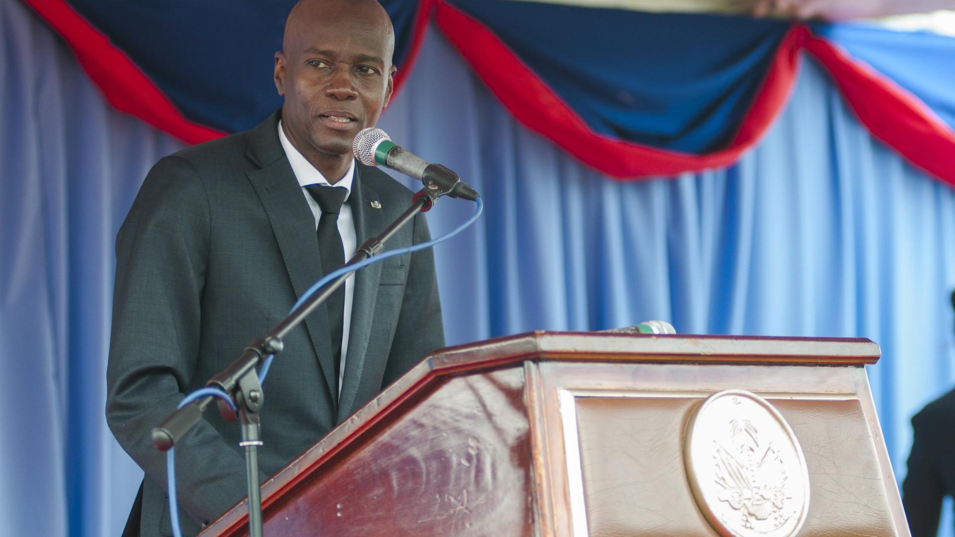 """Presidente denuncia """"violação extremamente grave para dignidade humana"""""""
