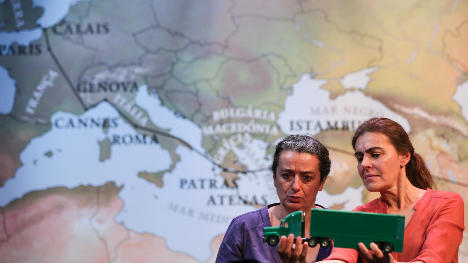 'Do bosque para o mundo' regressa terça-feira ao Teatro S. Luiz