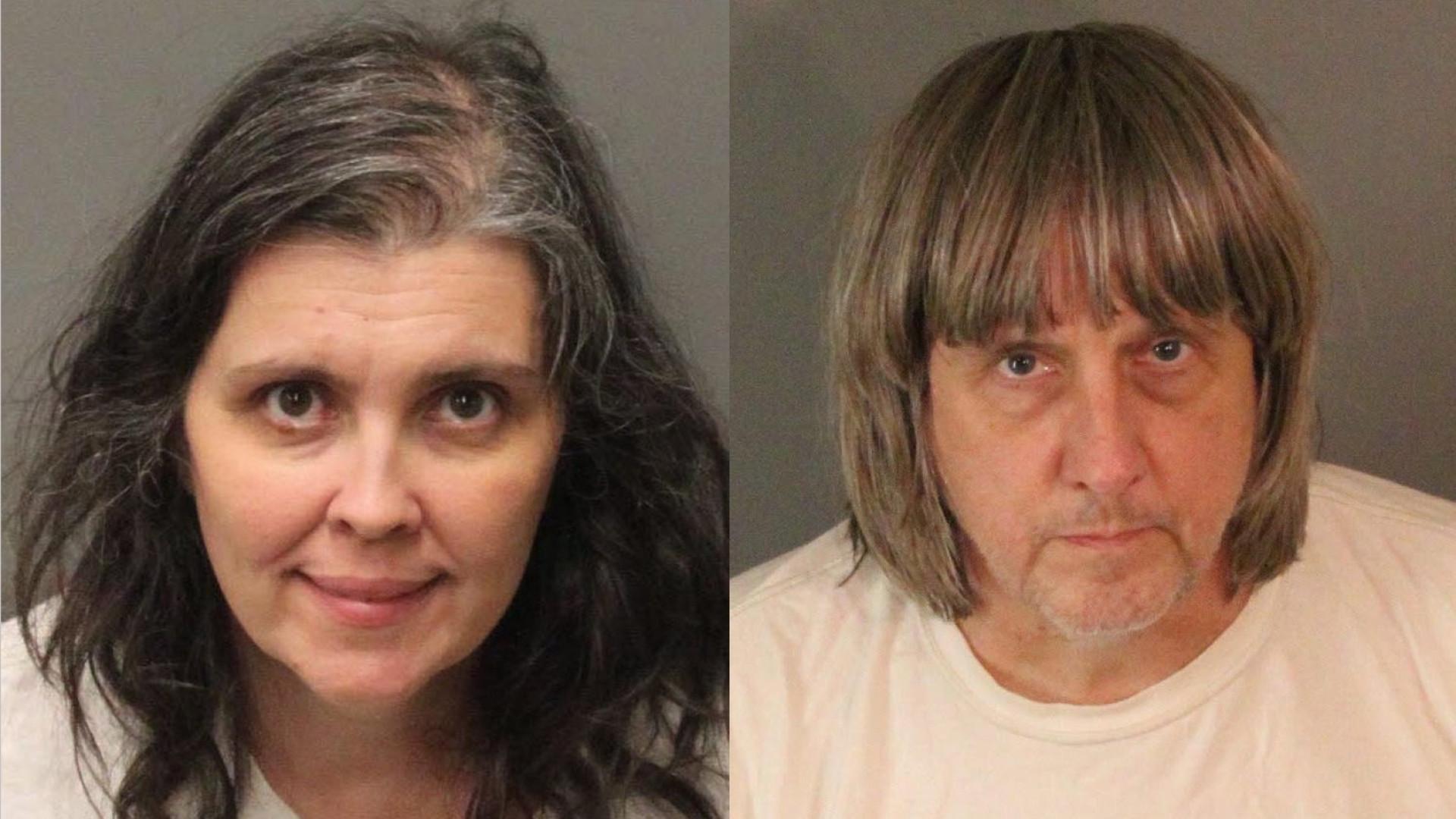 Polícia encontra 13 irmãos e irmãs presos e esfomeados na Califórnia
