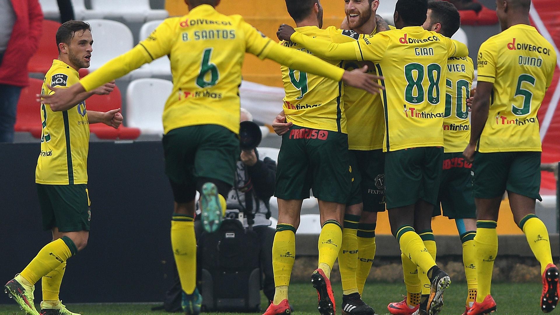 Aves perde 0-2 com Paços de Ferreira