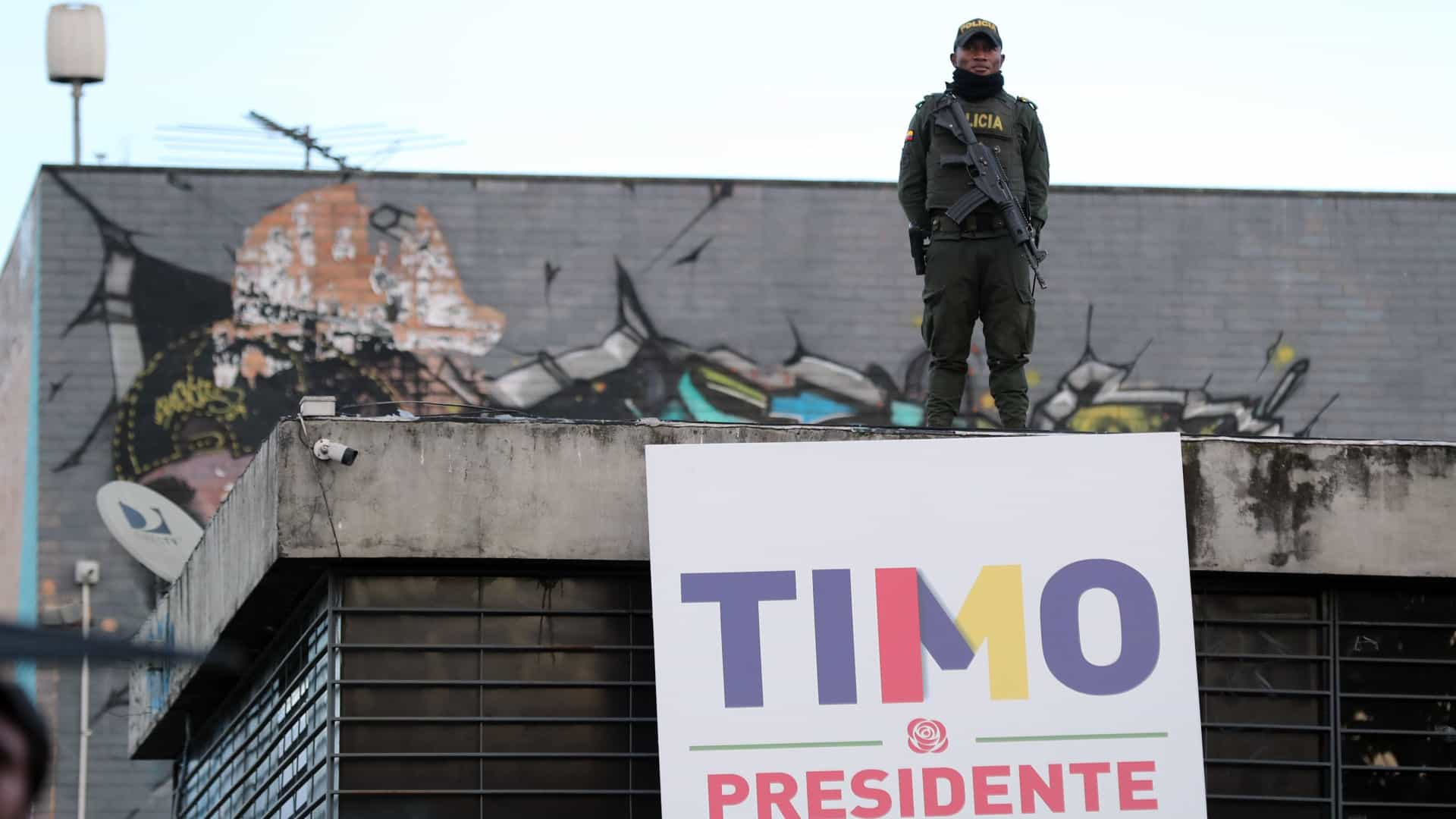 Colômbia. FARC desiste das presidenciais