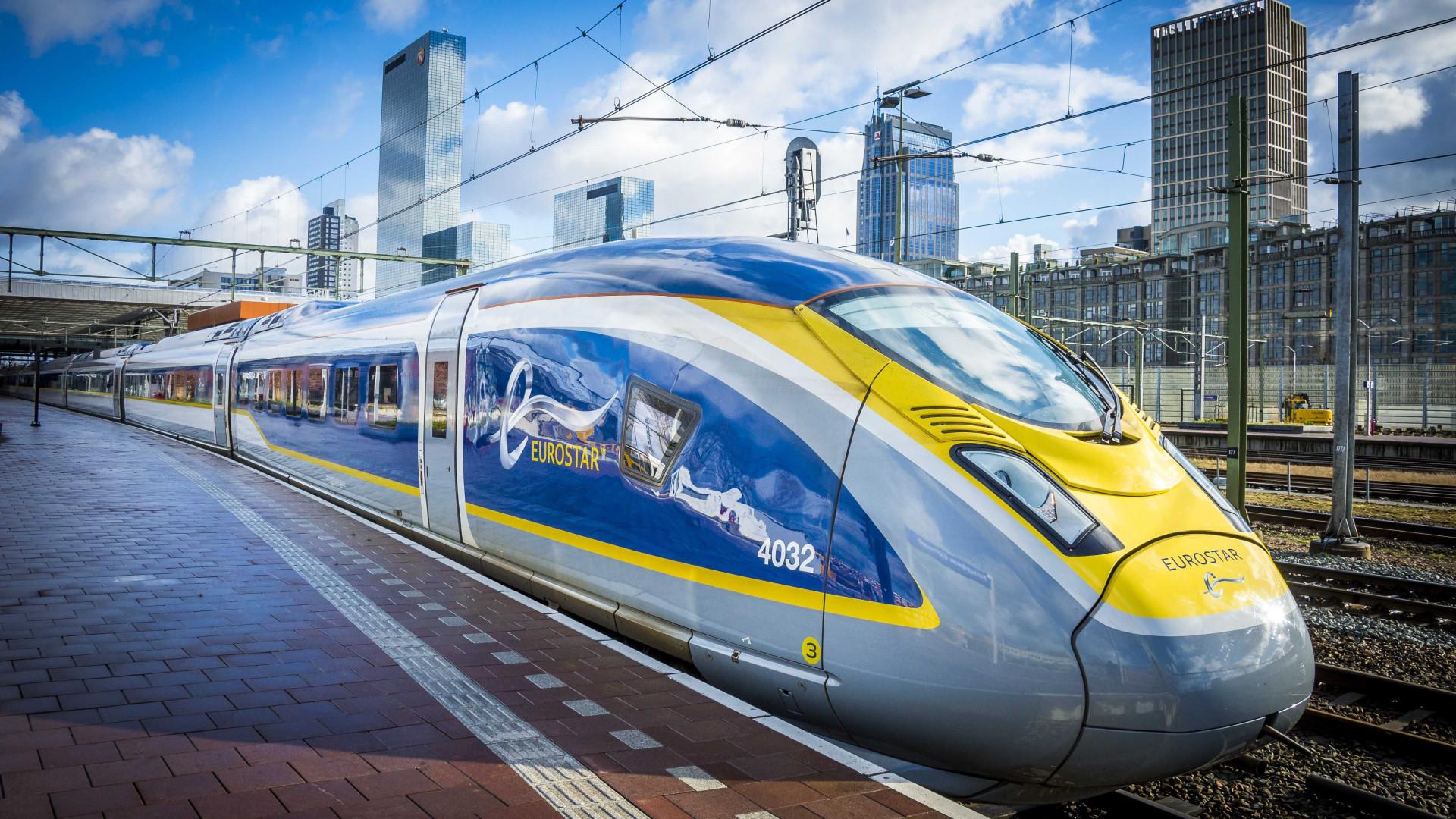 Duas novas ligações TGV entre Reino Unido e Holanda