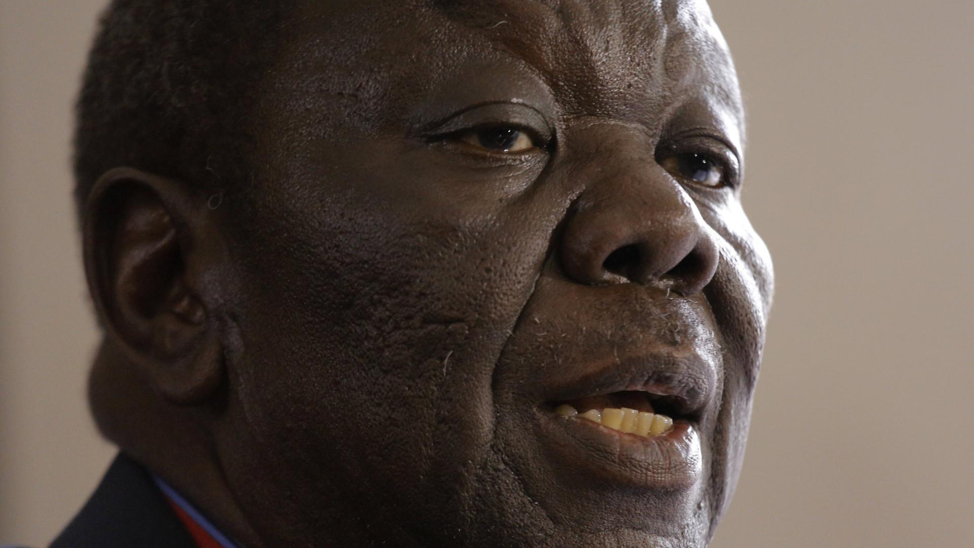 Morreu Morgan Tsvangirai, chefe da oposição no Zimbabué