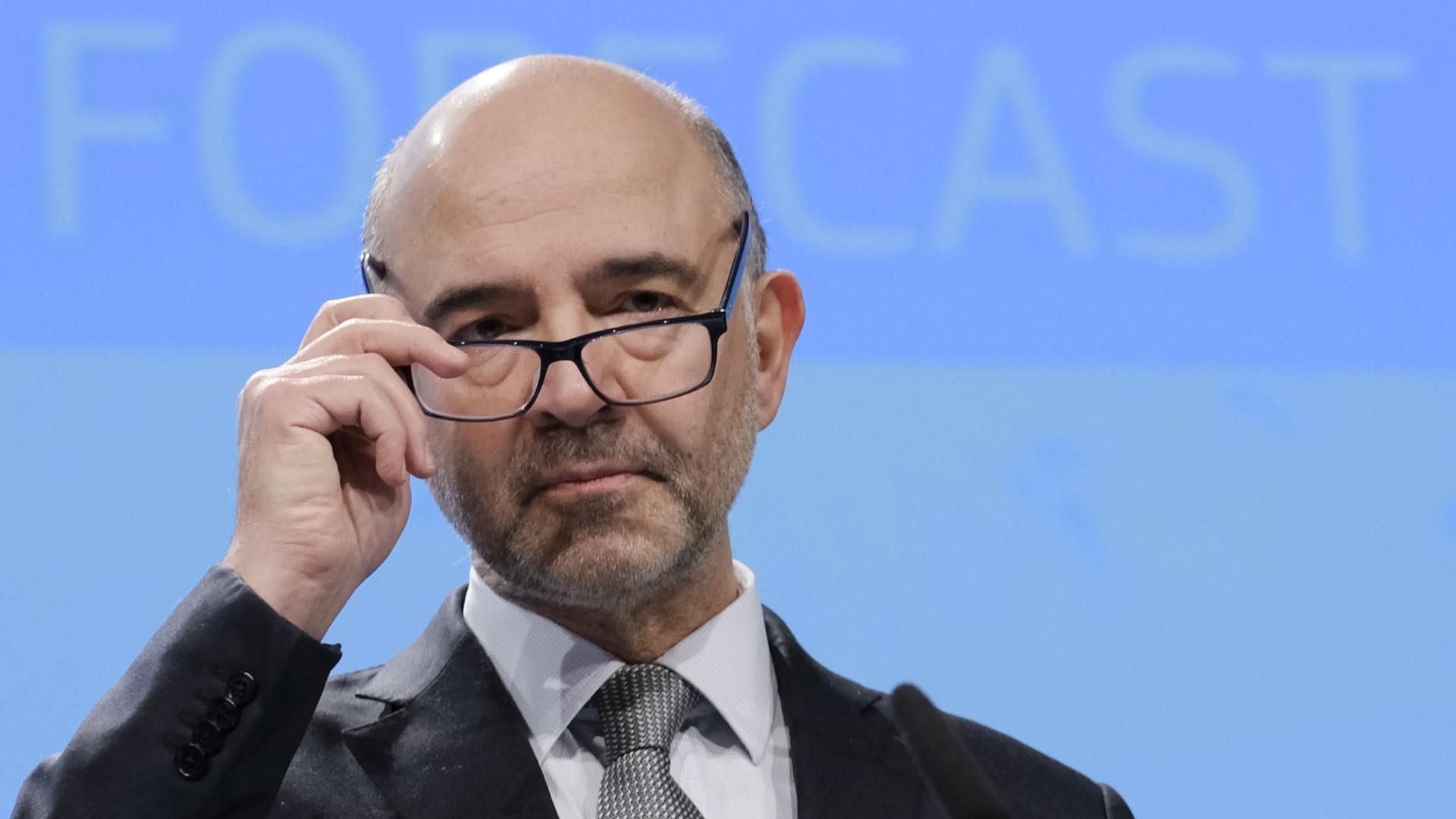"""Comissão Europeia reconhece """"esforço impressionante"""" de Portugal"""
