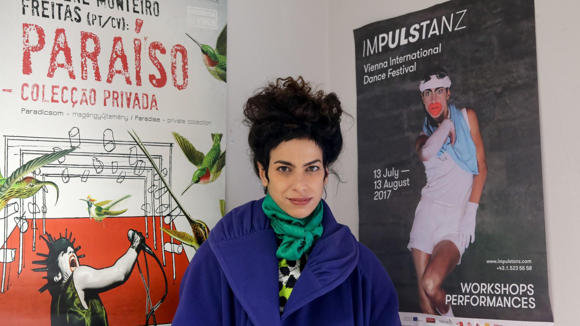 Marlene Monteiro Freitas usa transgressão para criar metamorfoses