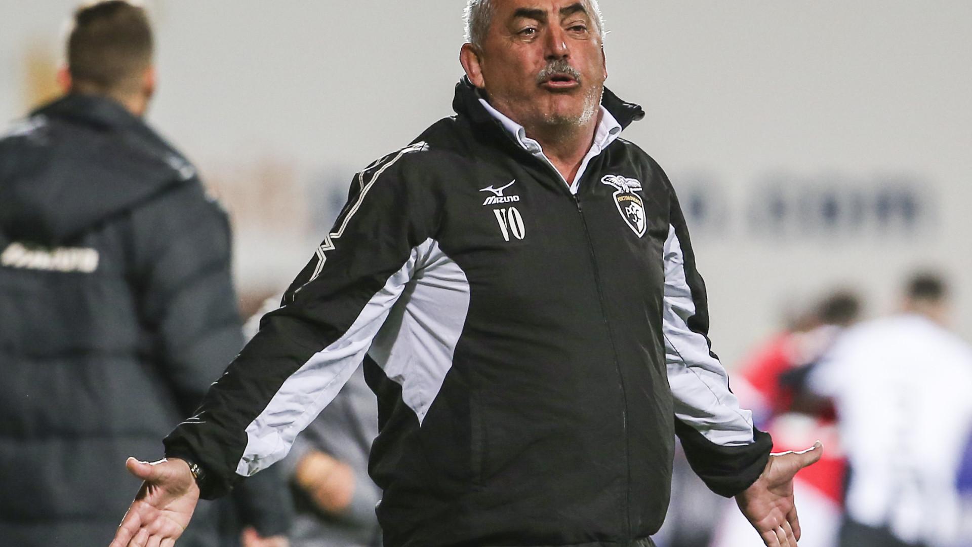 Portimonense está motivado para discutir vitória com Feirense