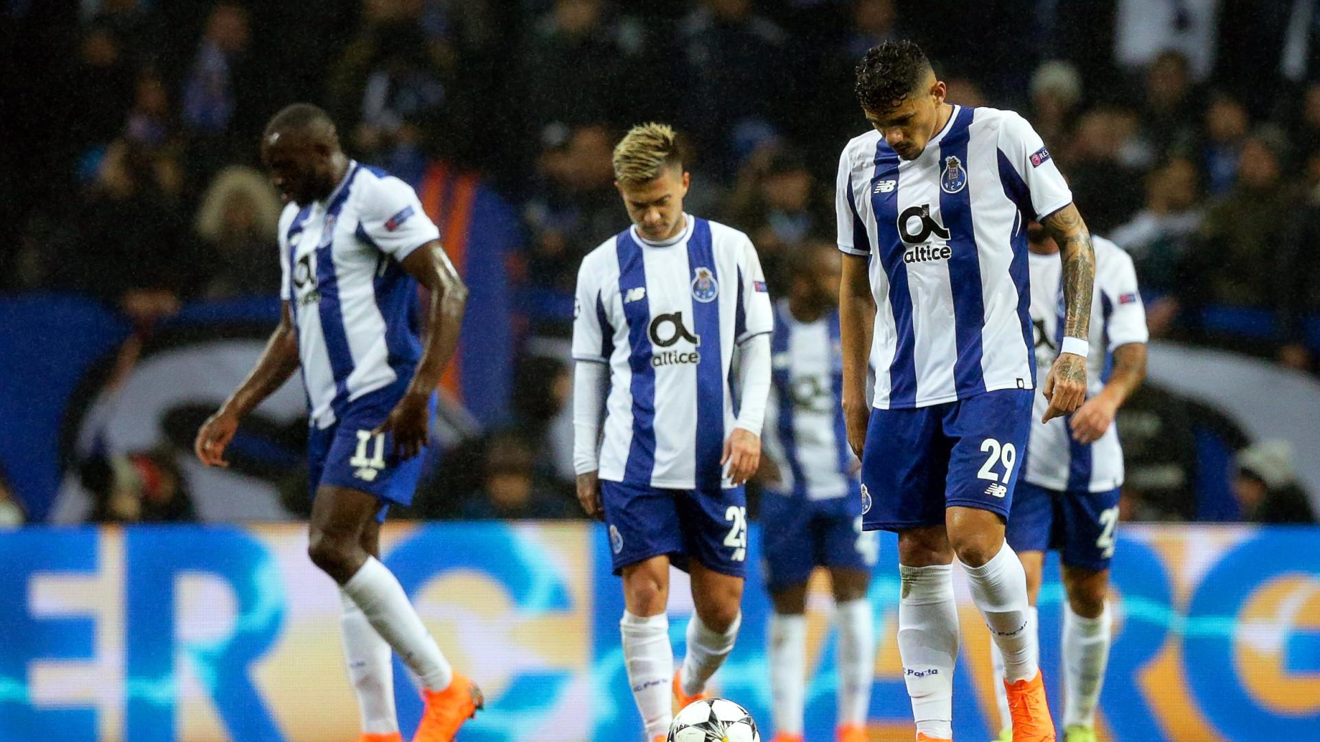 FC Porto-Rio Ave, 5-0 — Resultado final