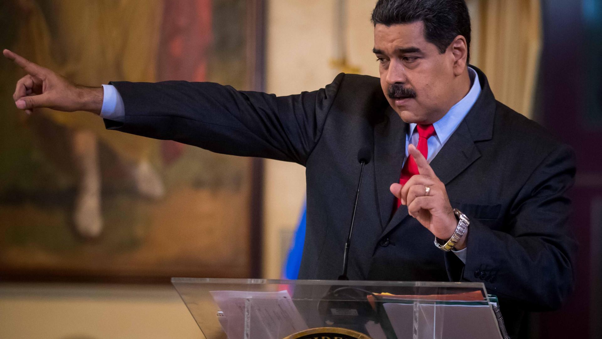 Nicolás Maduro convoca exercícios militares para 24 e 25 de fevereiro