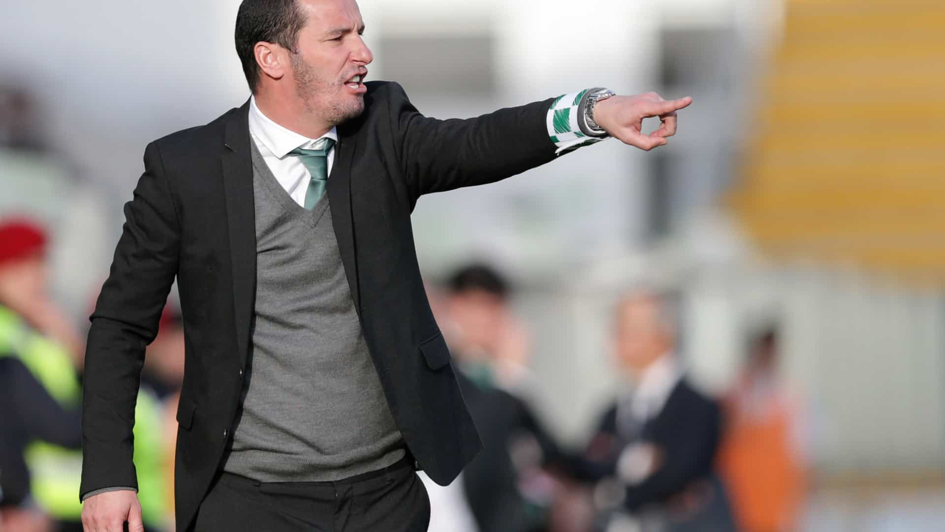 Montero e Piccini regressam no Sporting para receção ao Moreirense