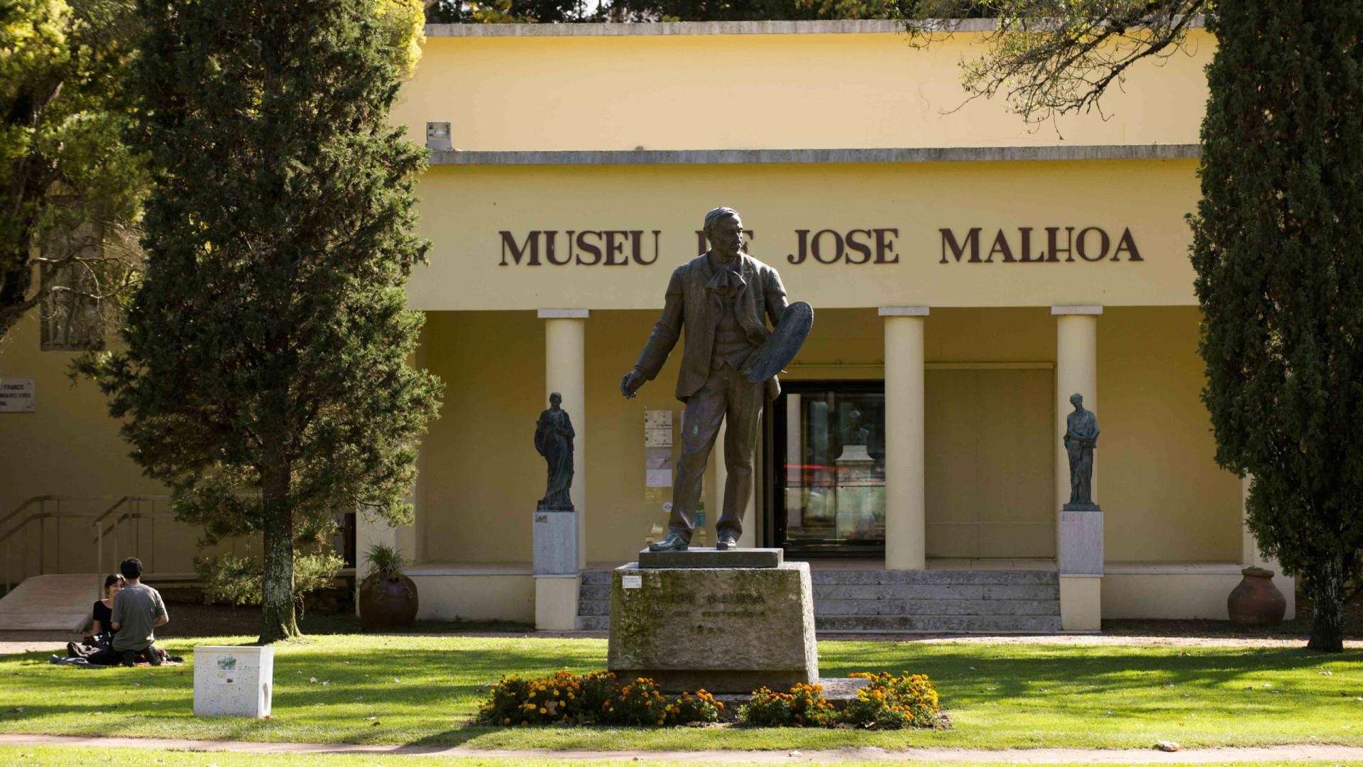 Duas obras de José Malhoa cedidas pelo Novo Banco a museu