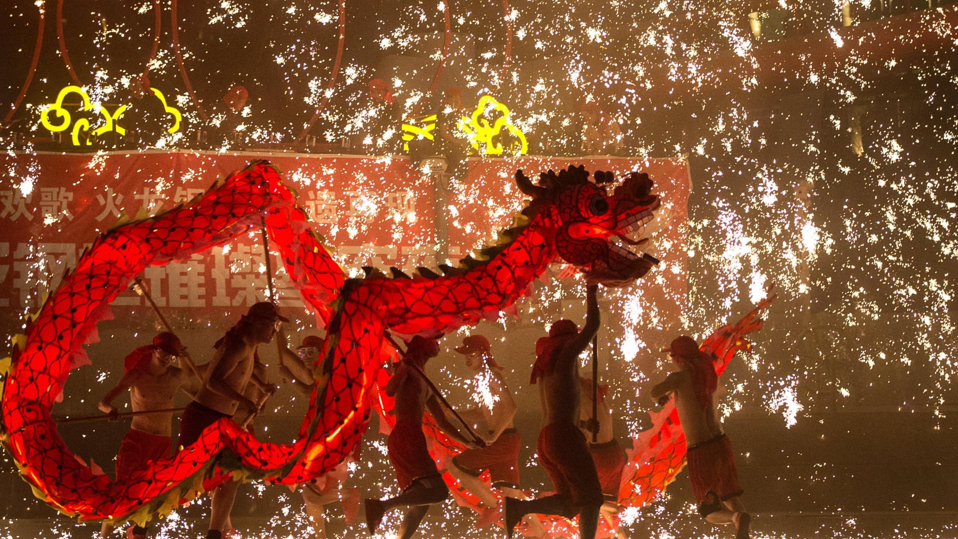 Equipa brasileira representa a lusofonia no Campeonato de Dança do Dragão