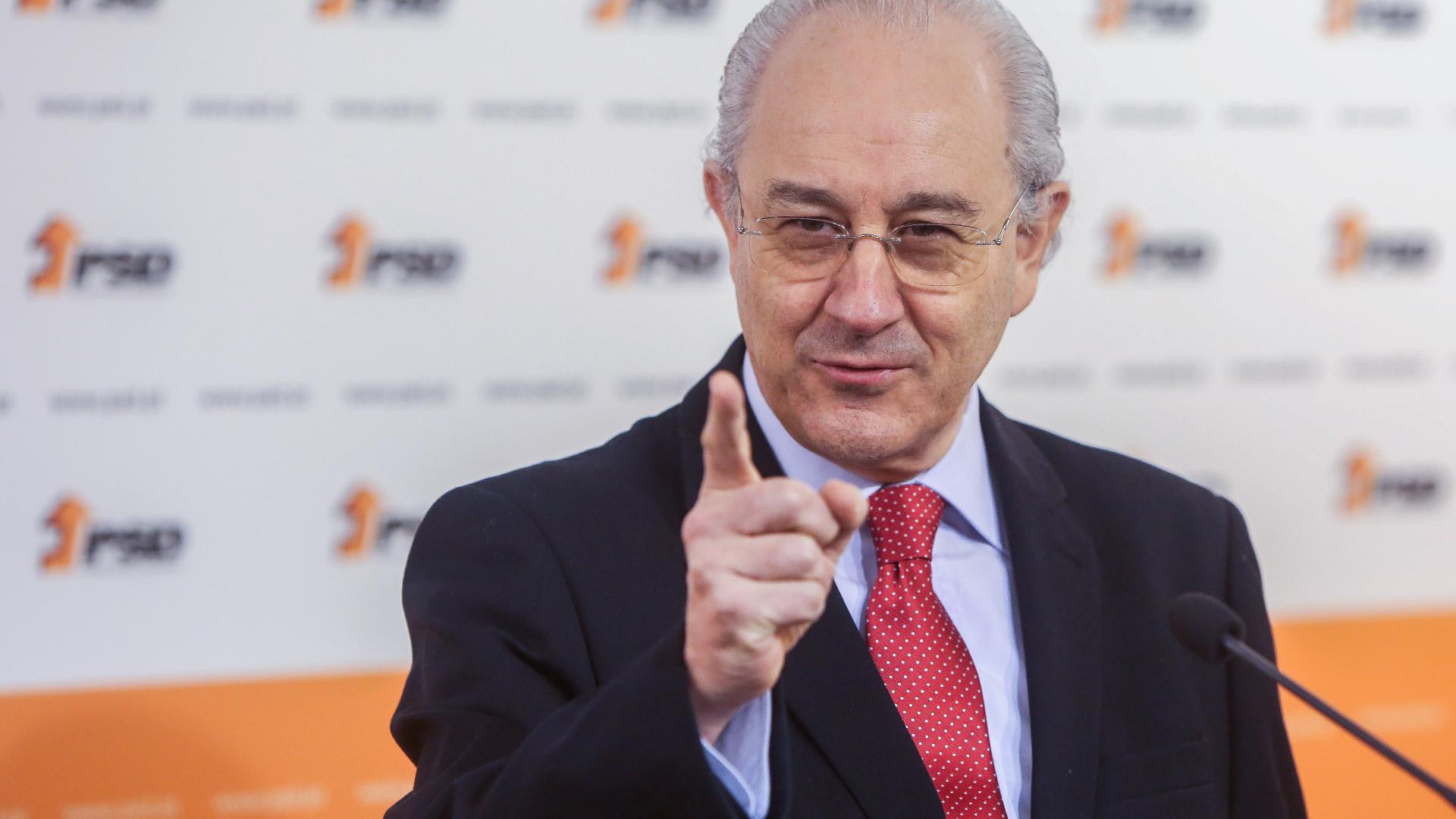 Rui Rio estreia-se hoje em Bruxelas como presidente do PSD
