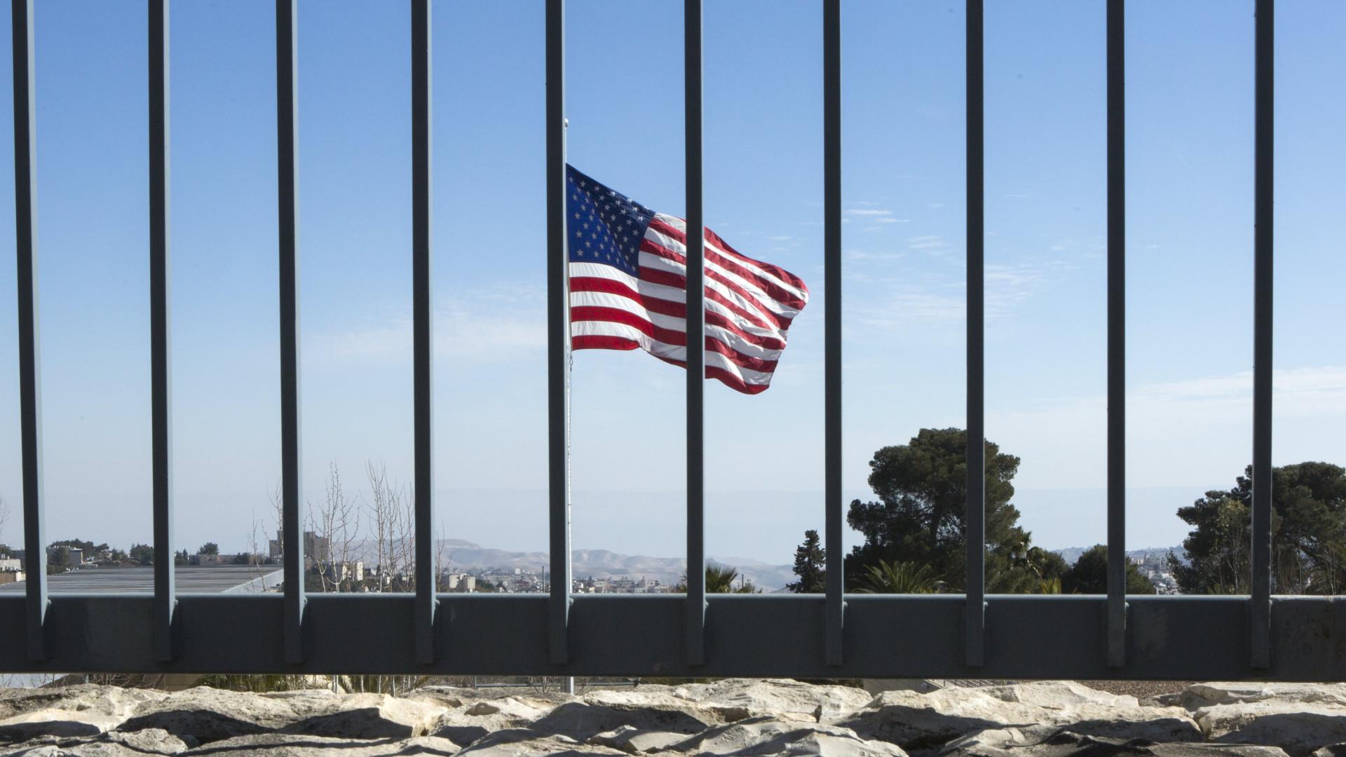 Embaixada dos EUA em Israel será transferida para Jerusalém