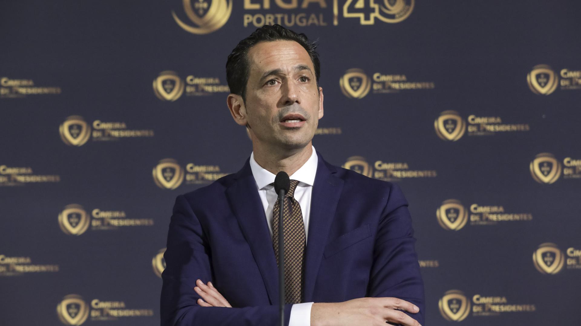 Pedro Proença passa a integrar Comité do Futebol da UEFA