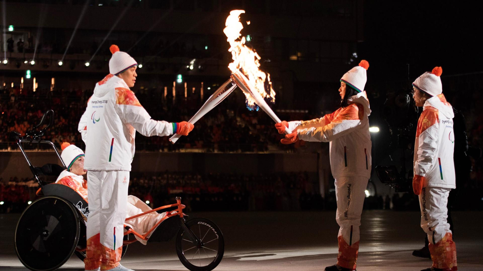 Aline Rocha será porta-bandeira do Brasil nas Paralimpíadas de Inverno