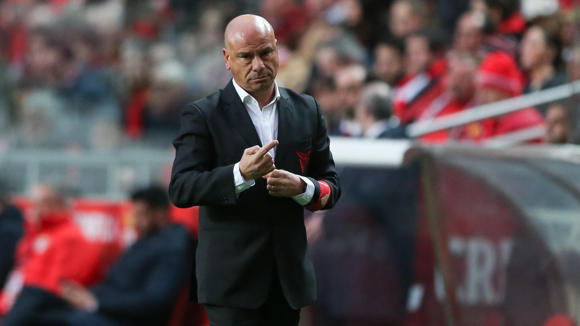 Treinador do Aves descarta favoritismo no duelo da Taça frente ao Caldas