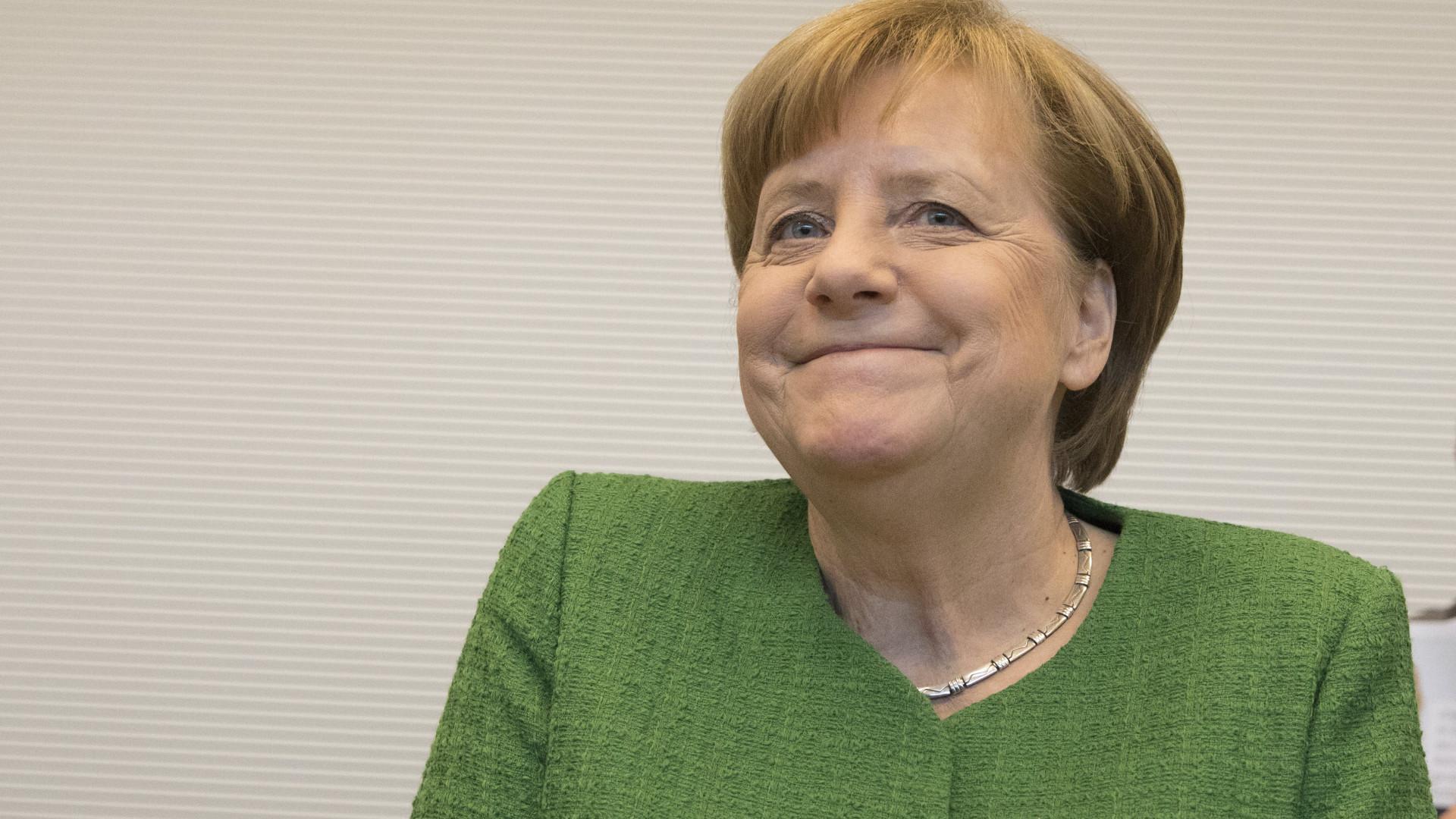 Merkel reconduzida hoje no quarto mandato como chanceler da Alemanha