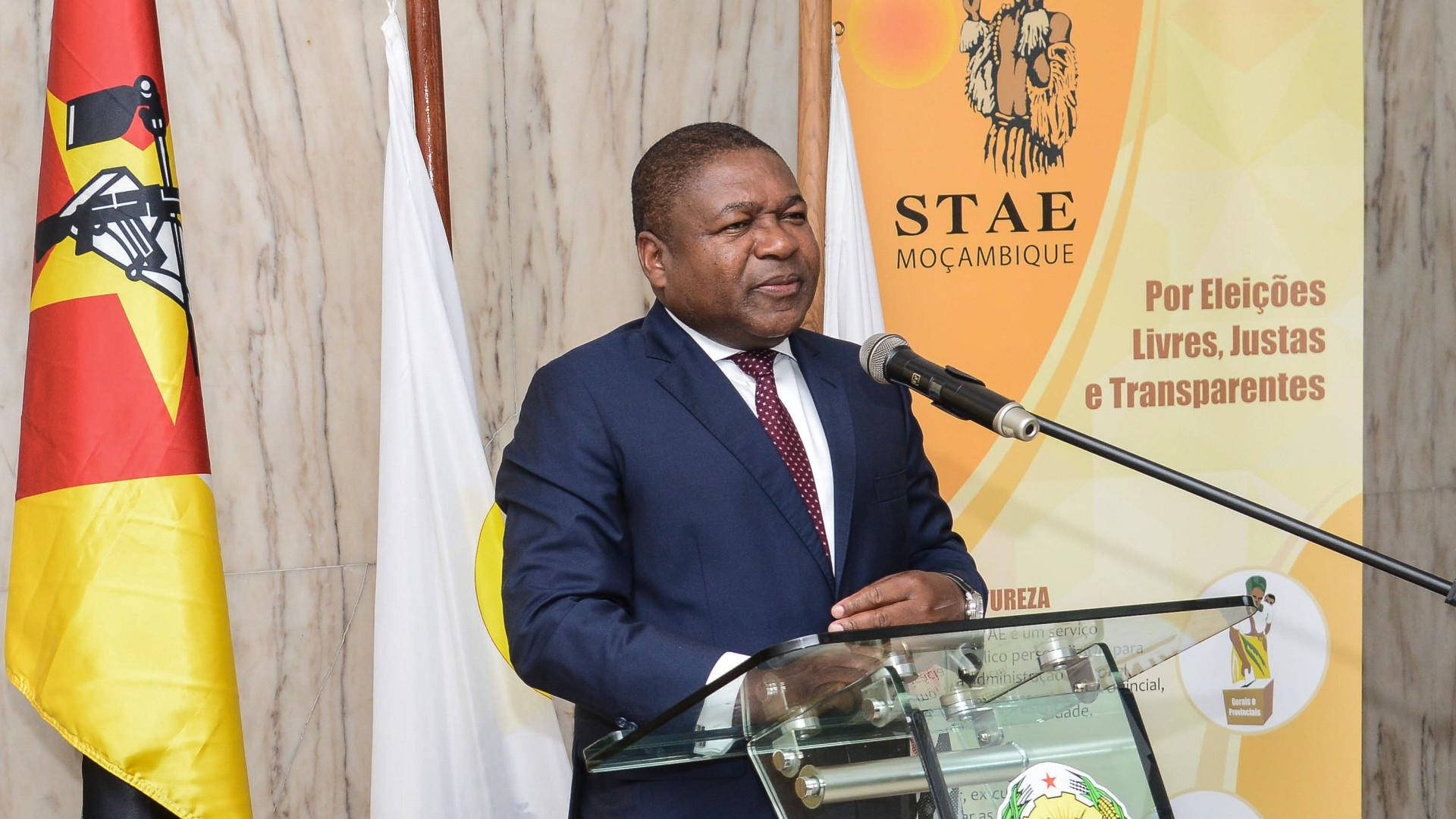 Presidente moçambicano pede a novo ministro defesa dos direitos humanos