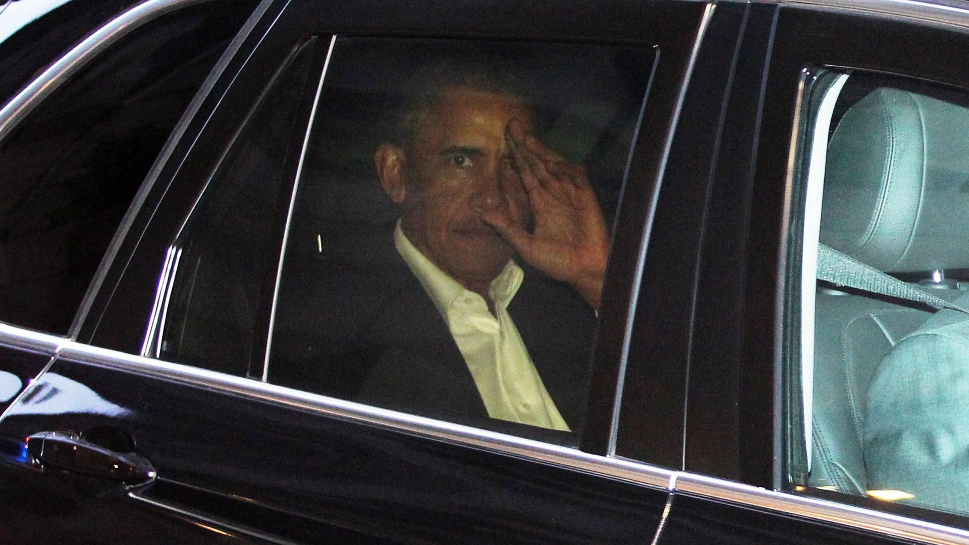 Obama hoje no Porto para debater alterações climáticas