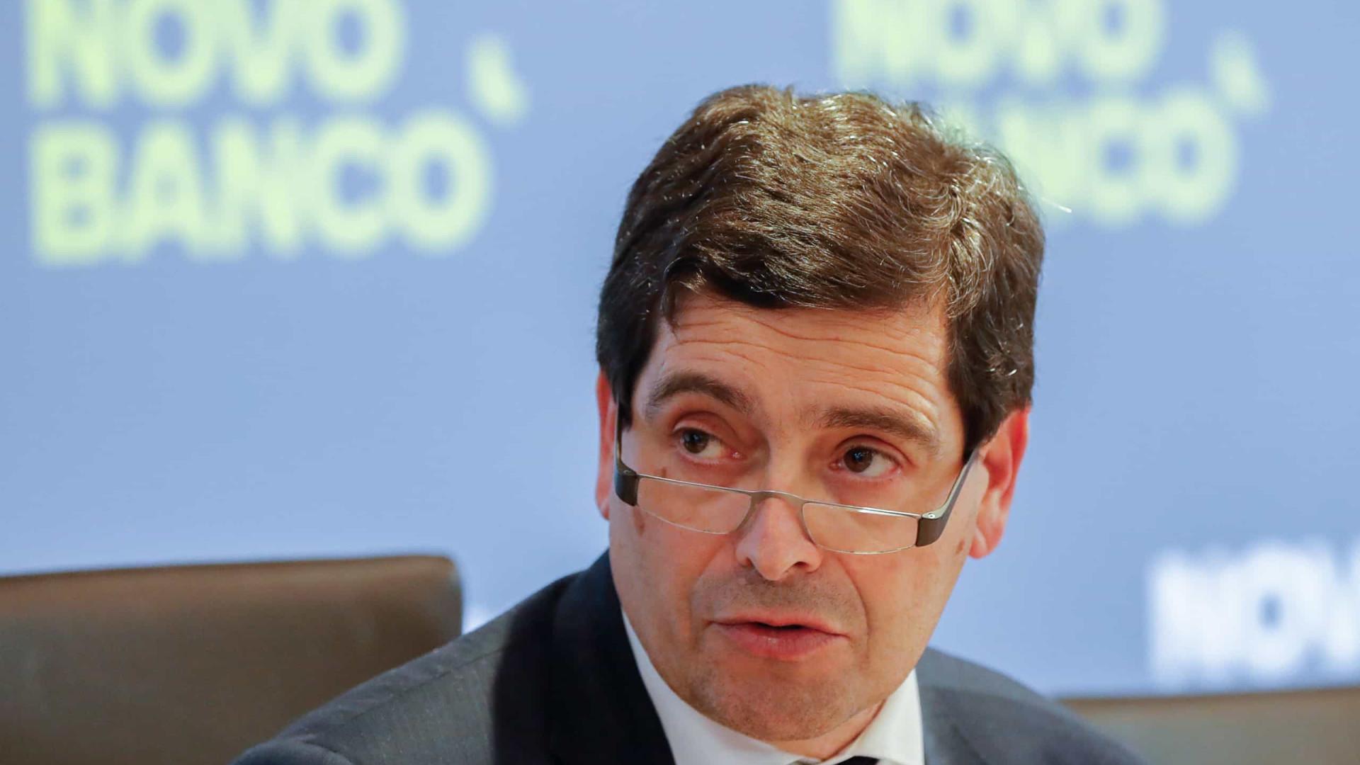 Novo Banco passa de prejuízo a lucro de 61 milhões no 1.º trimestre