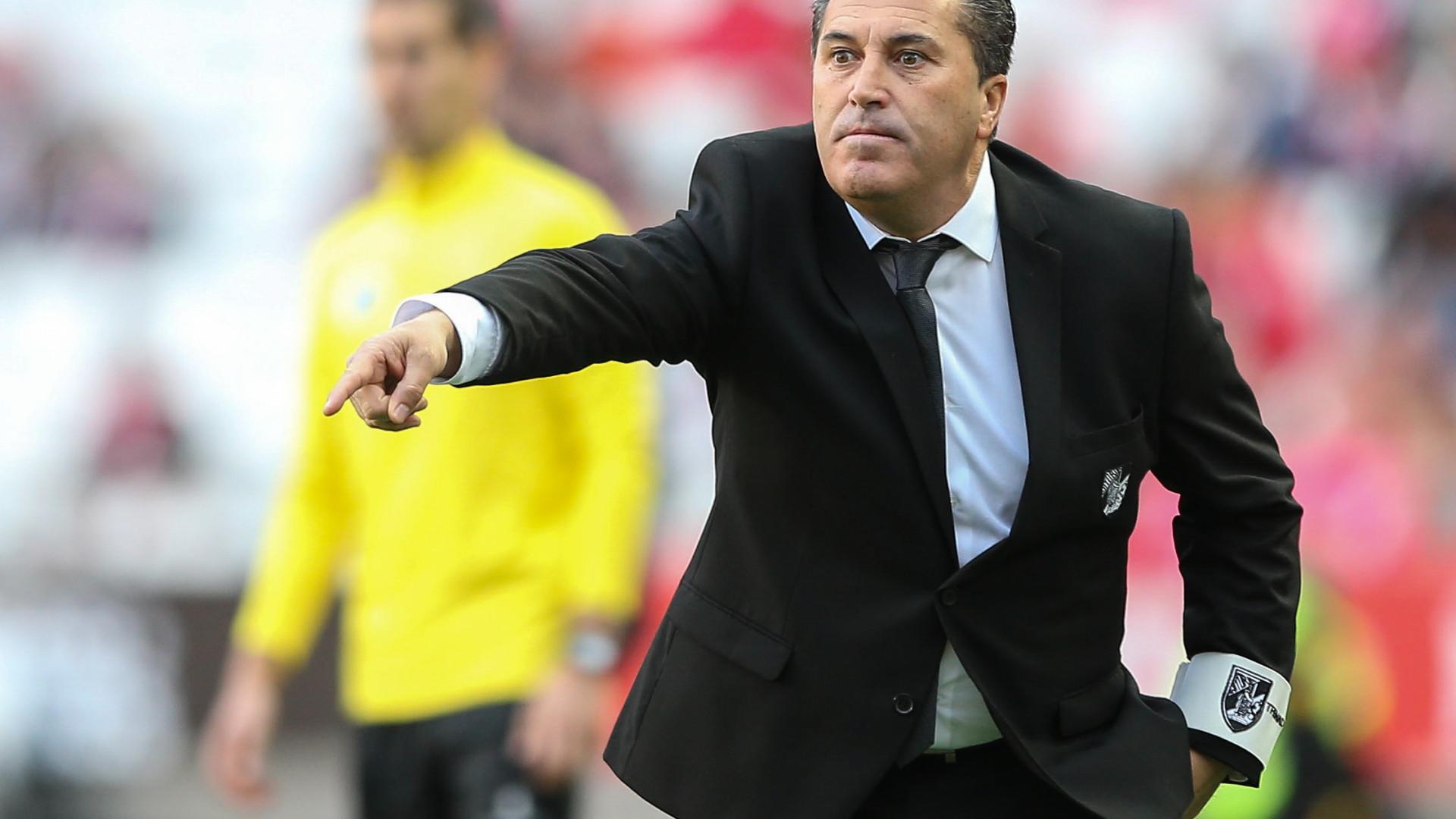 Vitória SC-Moreirense, 1-0 — Resultado final