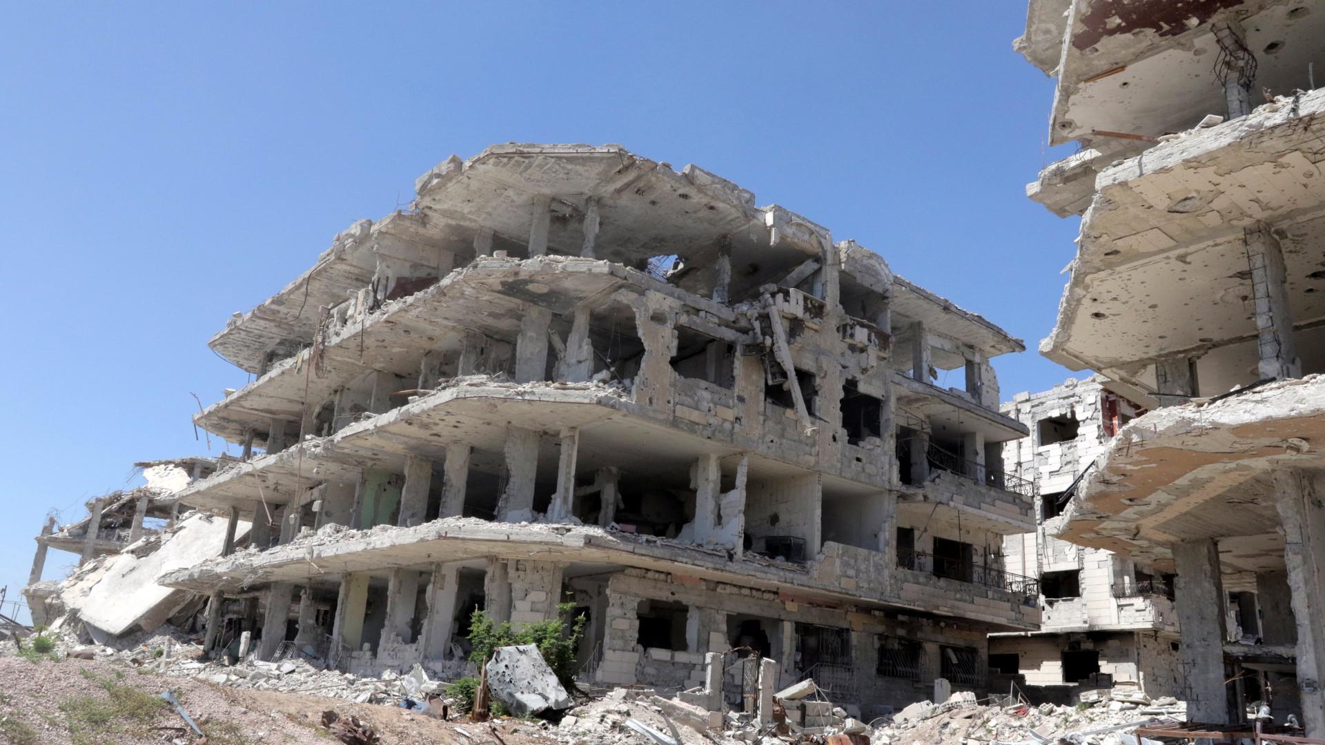 Equipa da OPAQ ainda não entrou em Douma para investigar alegado ataque