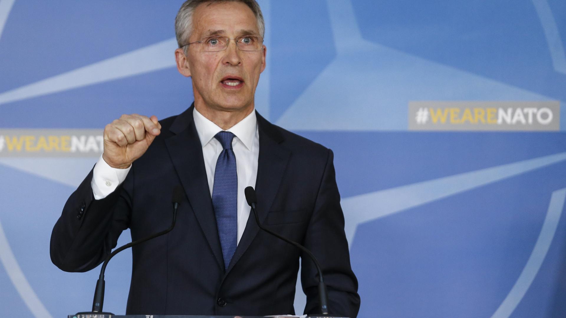 NATO diz que todos os aliados apoiaram ataques na Síria
