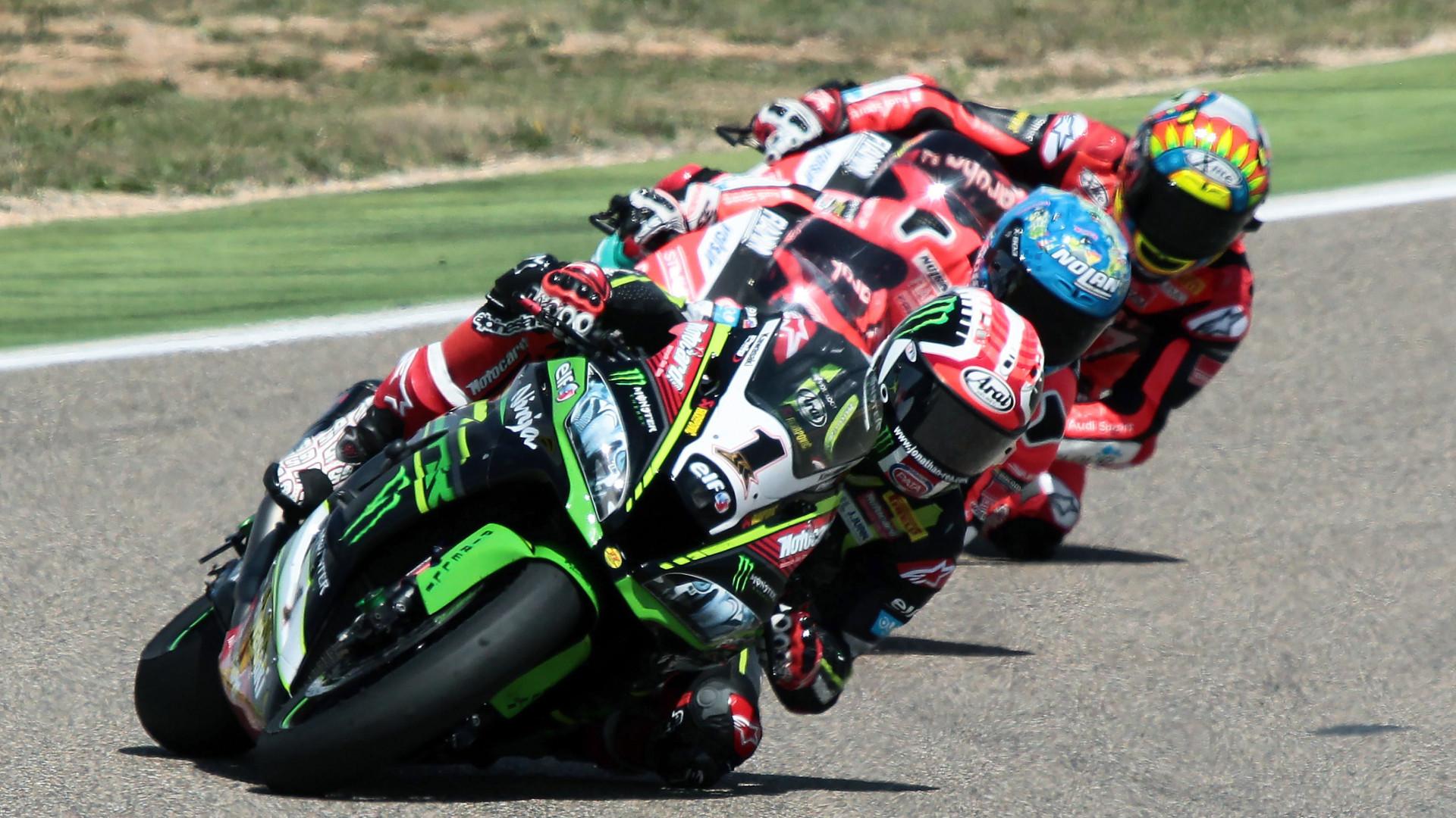 Jonathan Rea vence primeira corrida de Superbike em Portimão