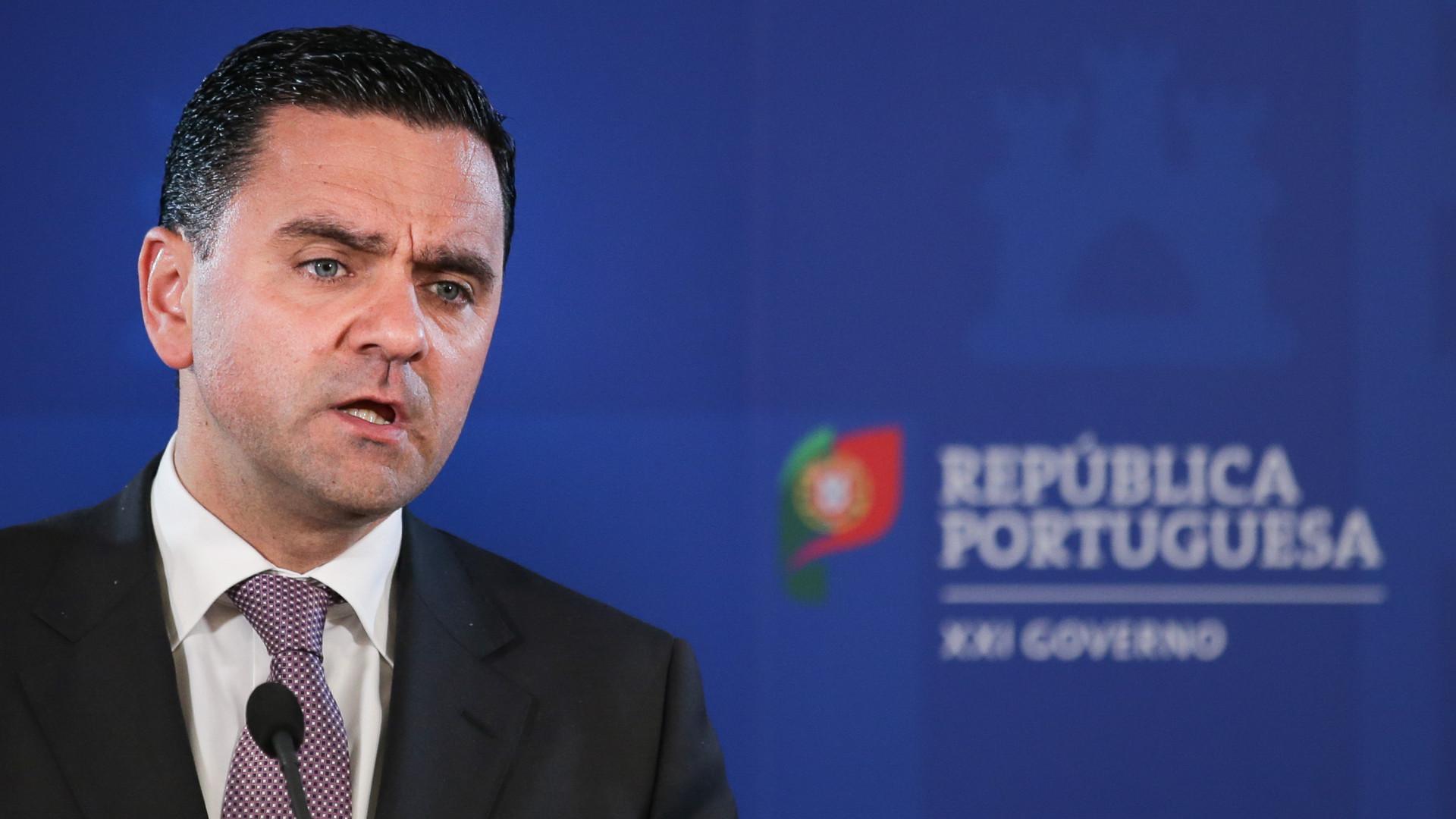 Ministro defende Portugal coeso para negociar fundos em Bruxelas
