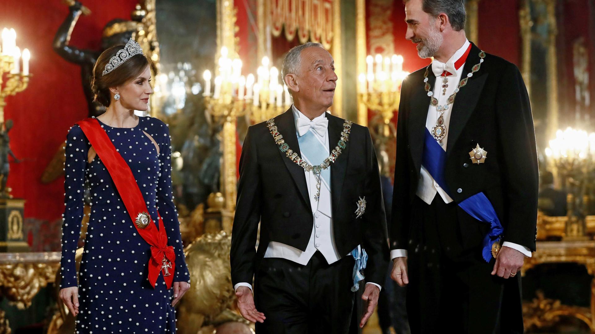 """Portugal e Espanha caminham agora de """"mãos dadas"""""""