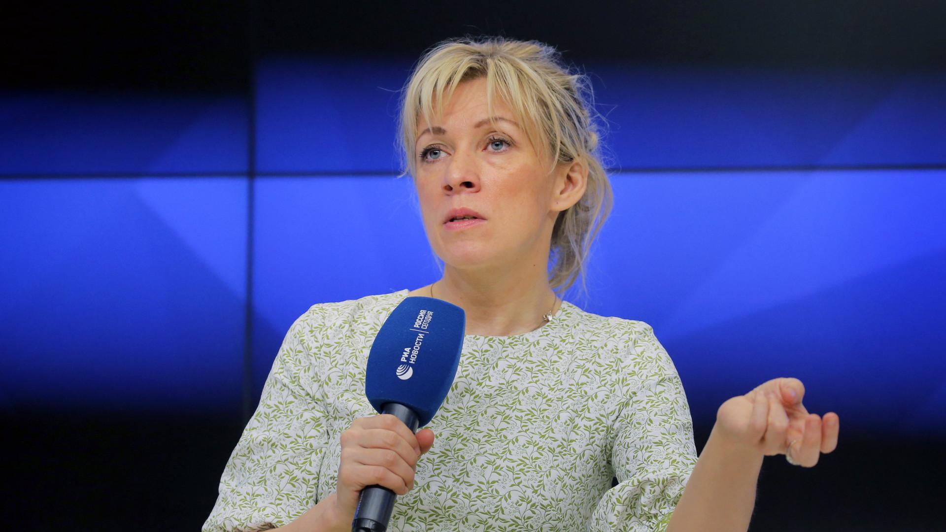 """Rússia promete """"fazer tudo"""" para libertar jornalista detido na Ucrânia"""
