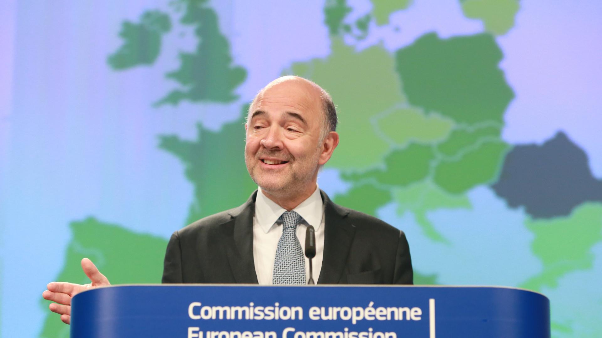 Proposto encerramento do Procedimento por Défice Excessivo a França