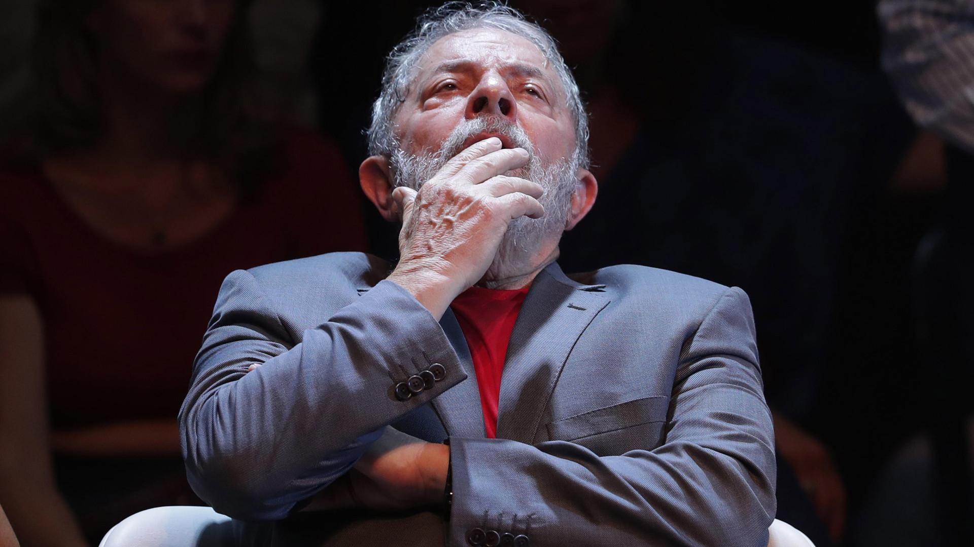 Lula da Silva reafirma que será candidato nas presidenciais