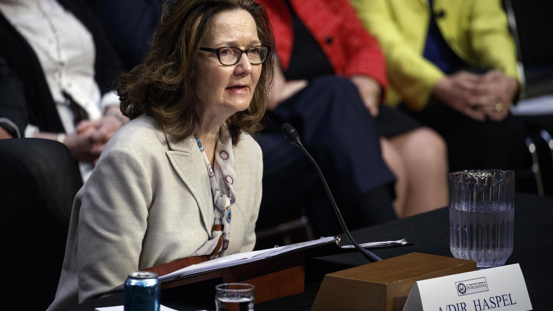 Trump defende Gina Haspel, indicada para comandar CIA, após denúncias